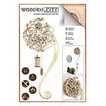 Pendule de WOODEN CITY3