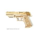 Ugears Handgun Mechanical Model 4-max-1100