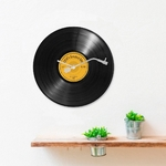 27098-Horloge murale Disque vinyle Greatest Hits!