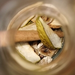 Préparation pour rhum arrangé Banane, Pomme, Cannelle de Ceylan2