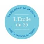 thé etoile du 25 comptoir français du thé