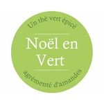 Thé vert Noël en vert comptoir français du thé