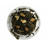 Thé vert orange citron bio comptoir français du thé