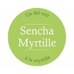 Thé vert sencha myrtille comptoir français du thé