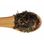 thé vert rose litchi comptoir français du thé