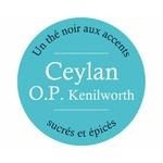 thé noir Ceylan OP Kenilworth comptoir français du thé