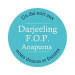 thé noir Darjeeling FOP anapurna comptoir français du thé