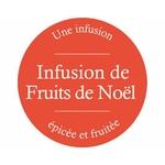 infusion fruits de noel comptoir français du thé
