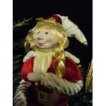 Candy Lutins coquins espiègles de Noël visage