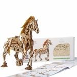 1-cheval-puzzle-3d-mécanique-en-bois-ugears