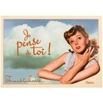 carte-postale-je-pense-a-toi-natives-deco-retro-vintage-humoristique