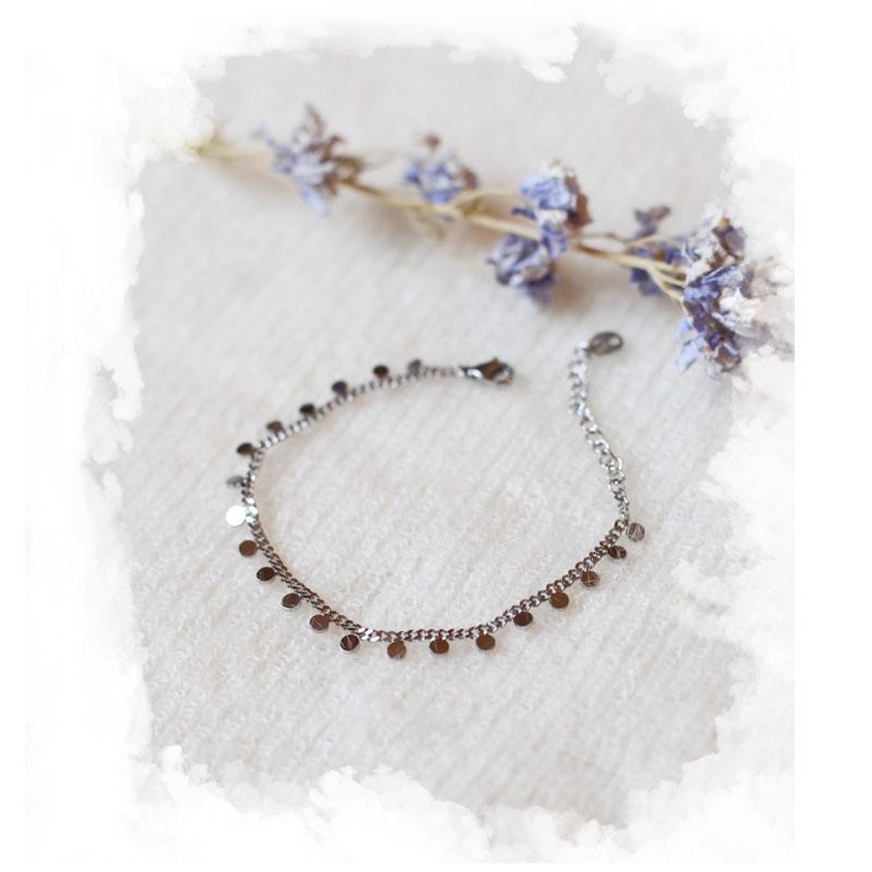 Bracelet Appoline - Argenté