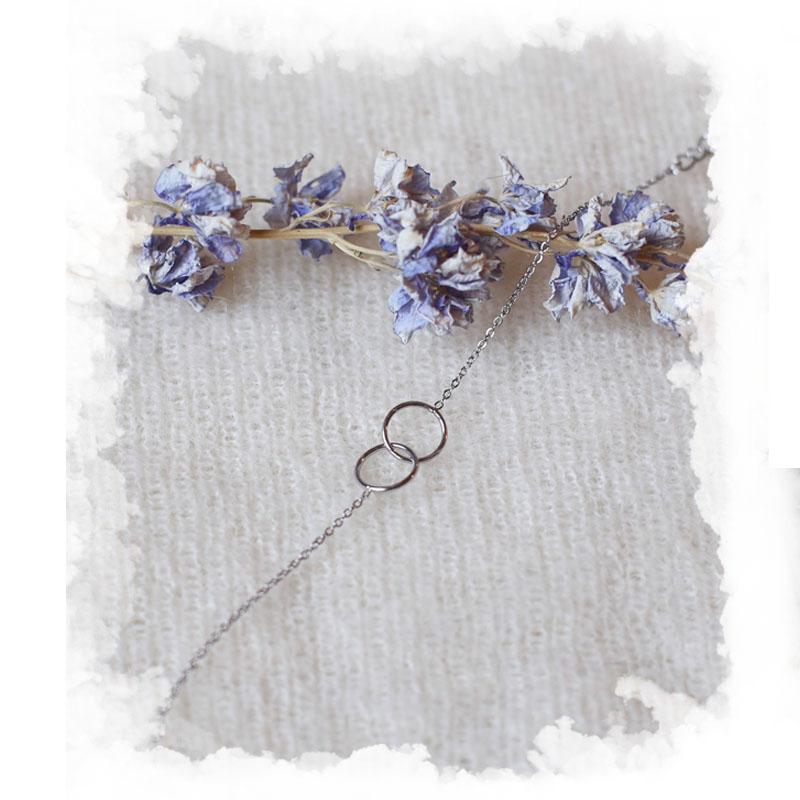 Bracelet Diane - Argenté