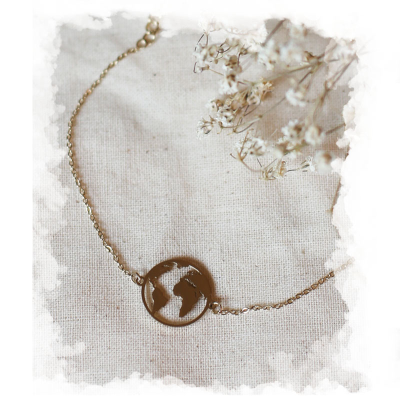 Bracelet Céleste - Doré