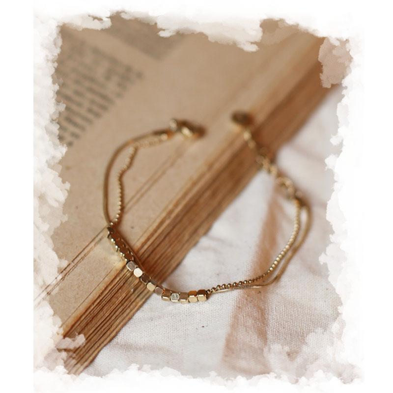 Bracelet Lucile - Doré