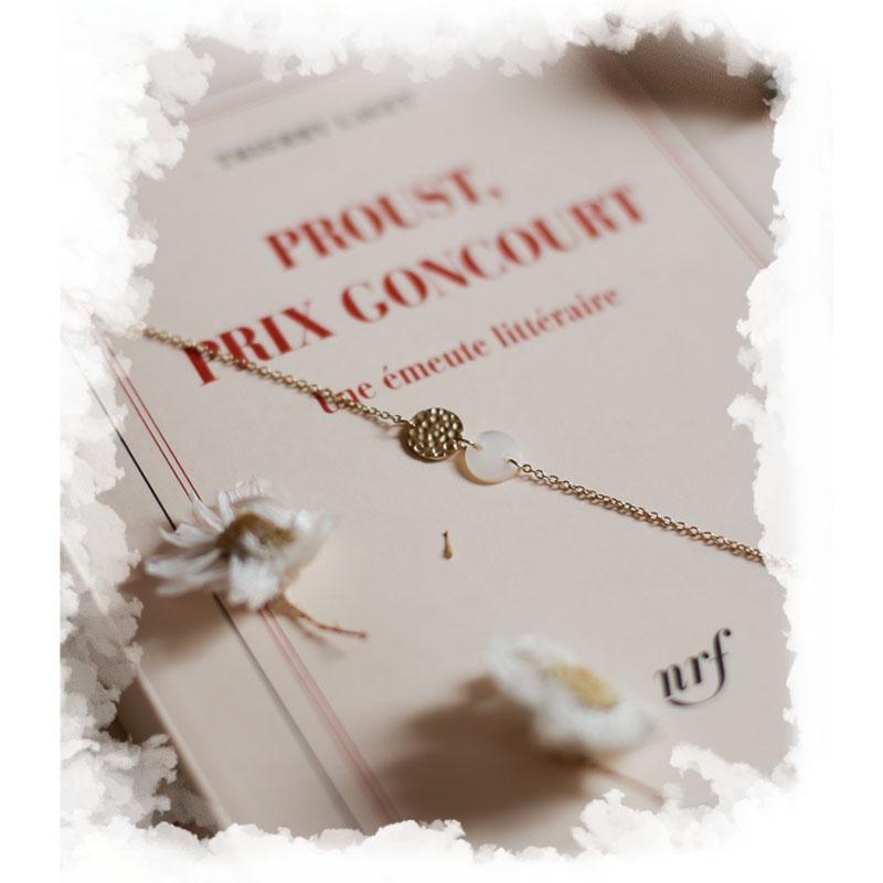 Bracelet Juliette - Doré