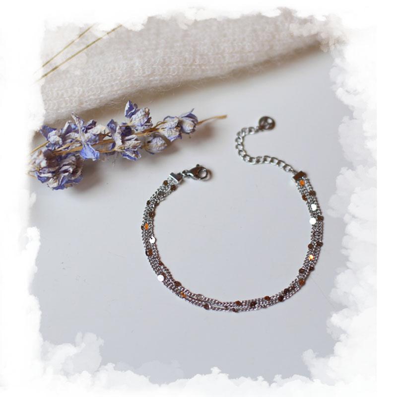 Bracelet Victoire - Argenté