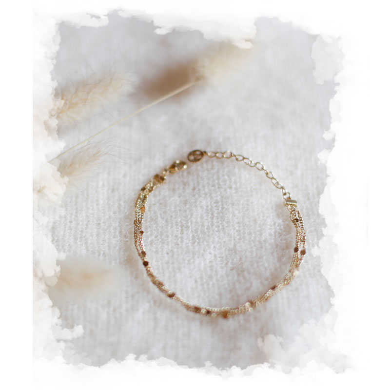 Bracelet Victoire - Doré