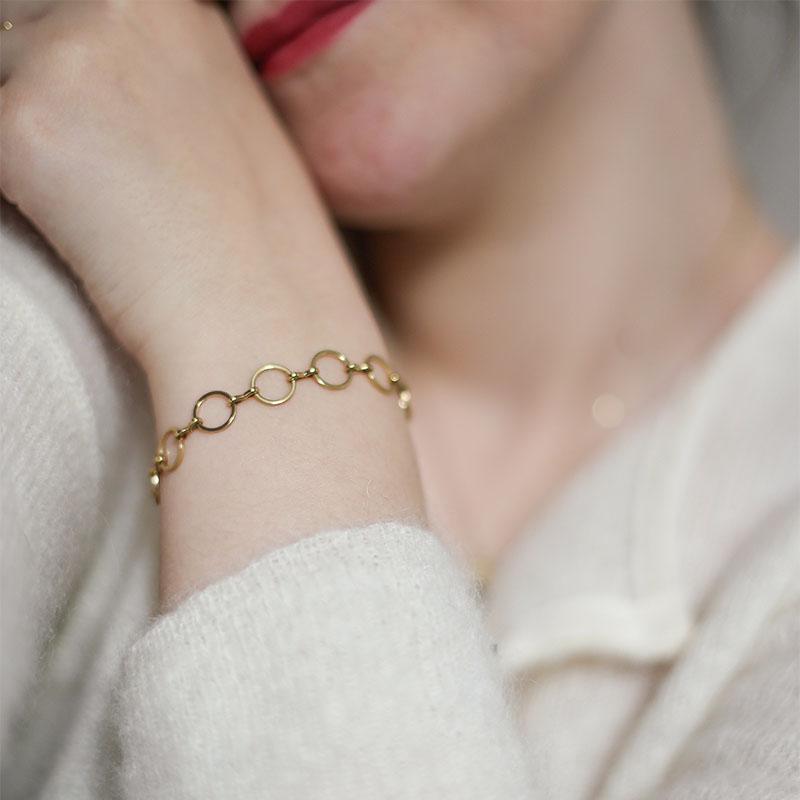 Bracelet Clara - Doré