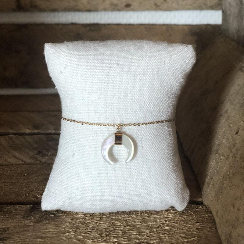 Bracelet Tina - Doré