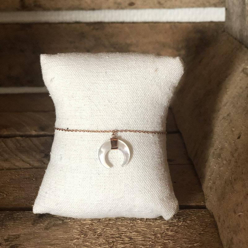 Bracelet Tina - Rosé