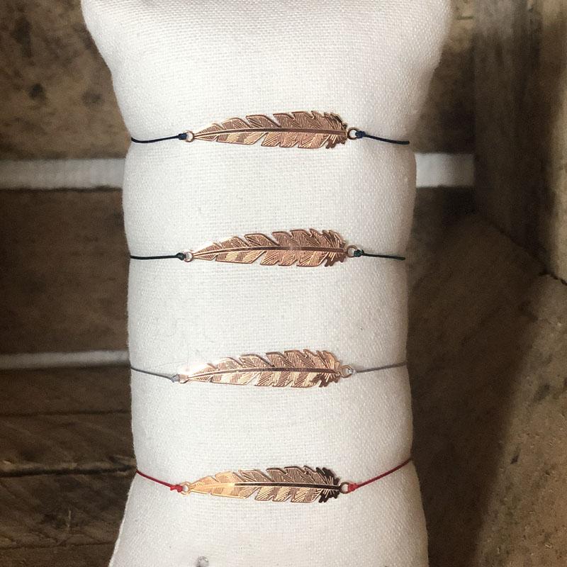Bracelet Astrid - Rosé