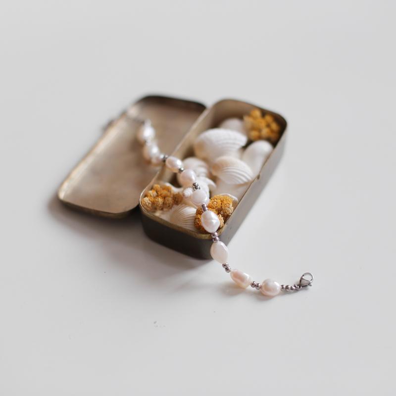 Bracelet Théana - Argenté