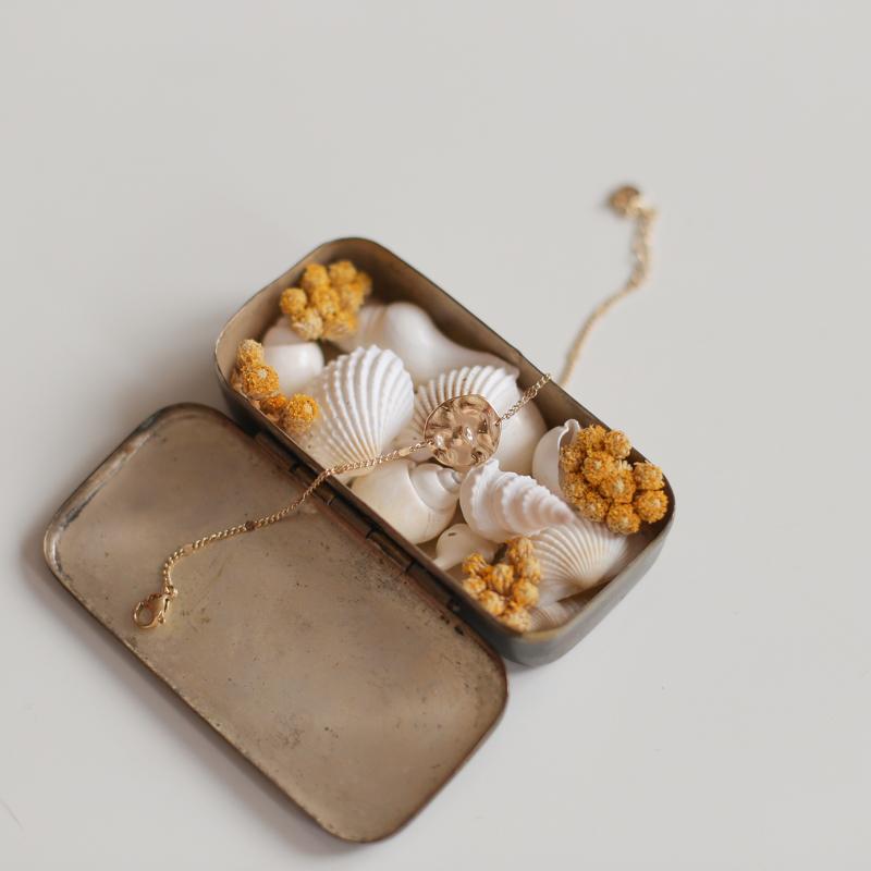 Bracelet Garance - Doré