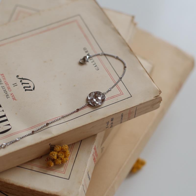 Bracelet Garance - Argenté