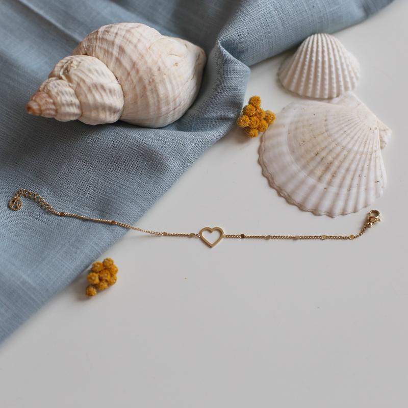 Bracelet Aube - Doré