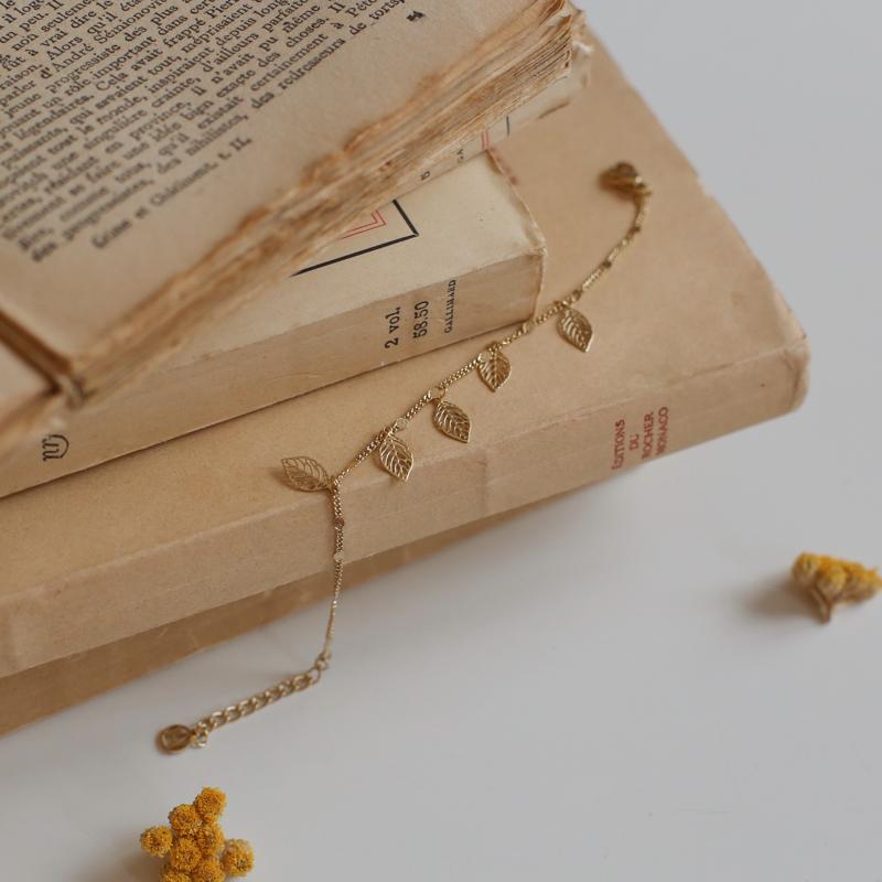 Bracelet Elvire - Doré