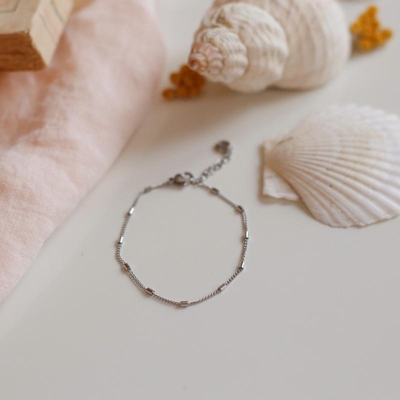 Bracelet Jeanne - Argenté