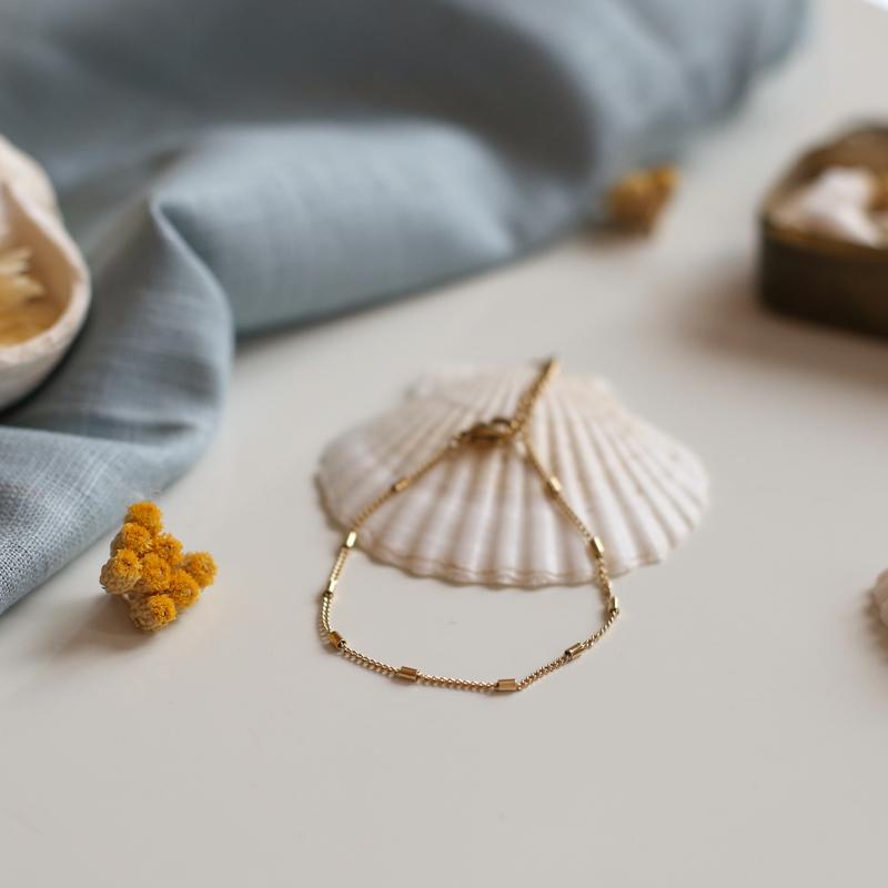 Bracelet Jeanne - Doré