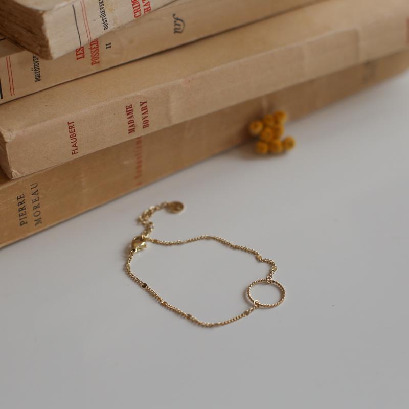 Bracelet Louison - Doré