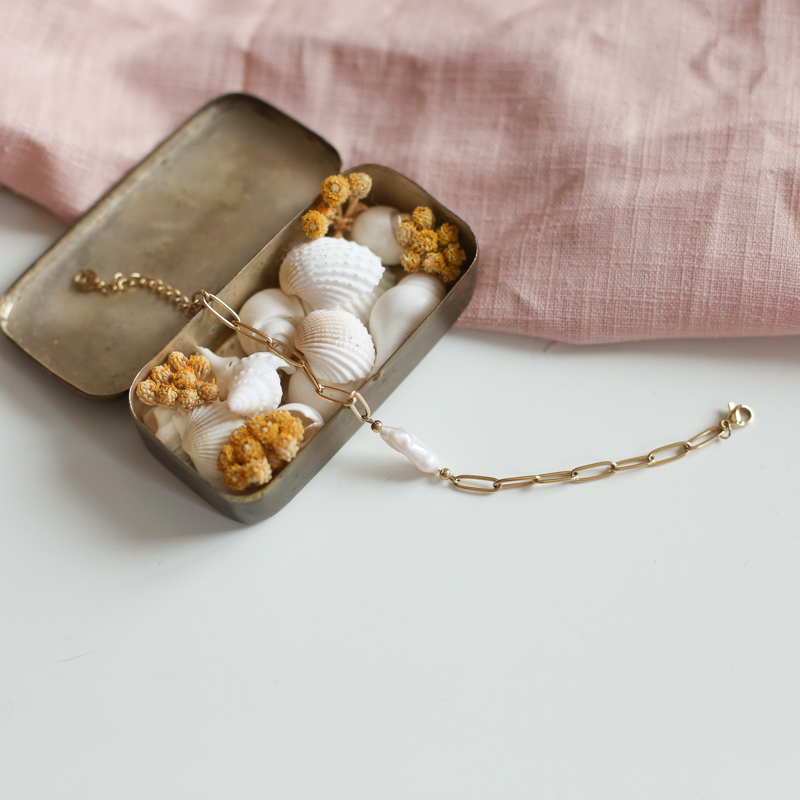 Bracelet Anaïs - Doré