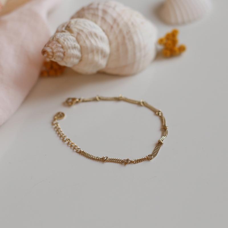 Bracelet Eugénie - Doré
