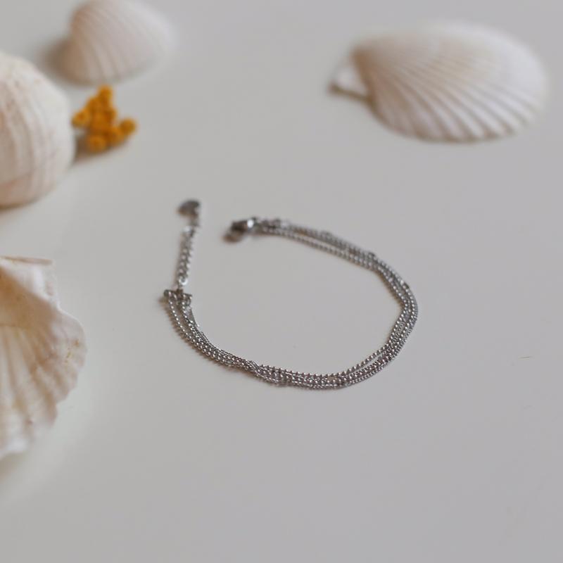 Bracelet Harmonie - Argenté