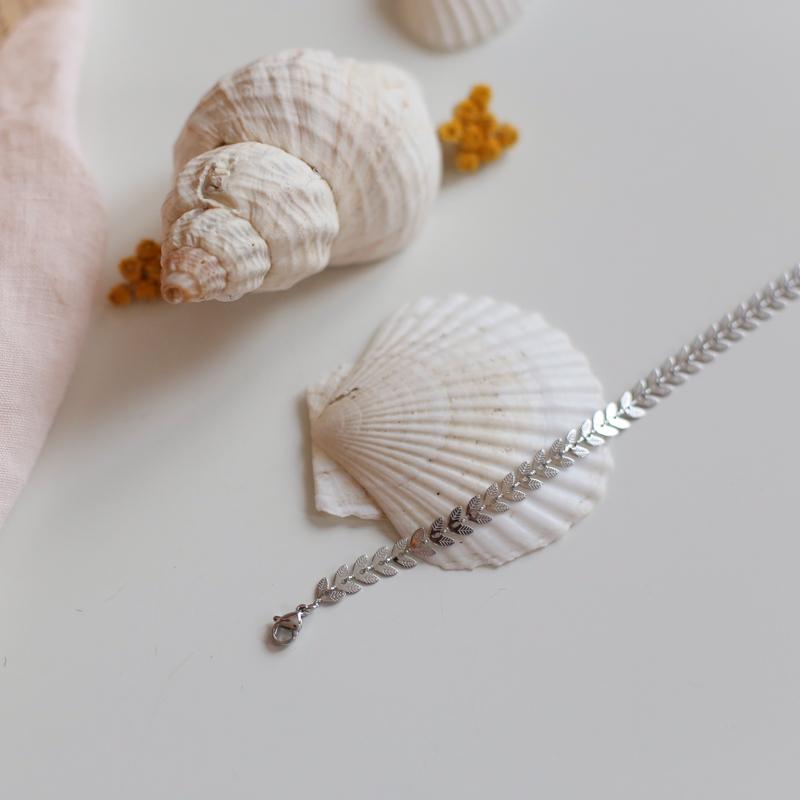 Bracelet Aïda - Argenté