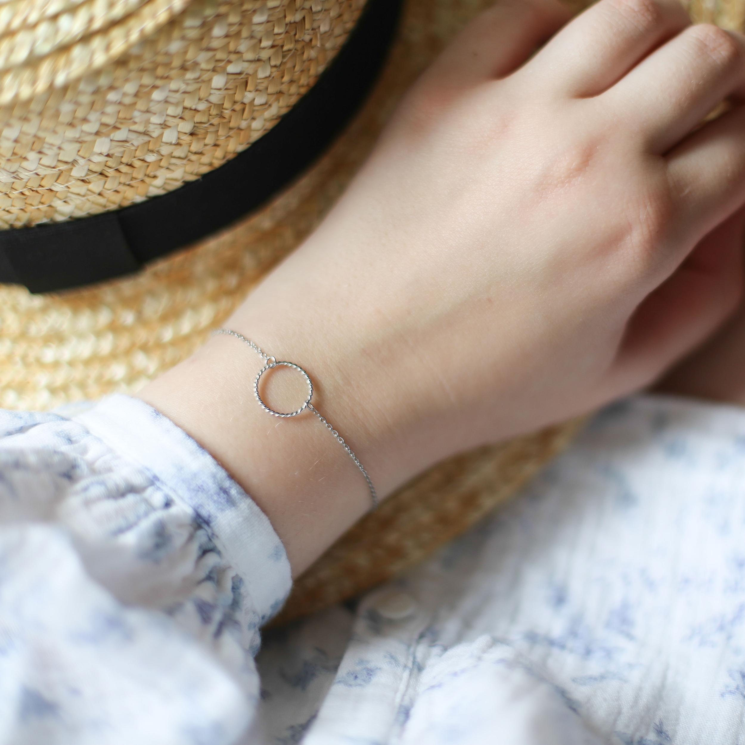 Bracelet Louise - Argenté