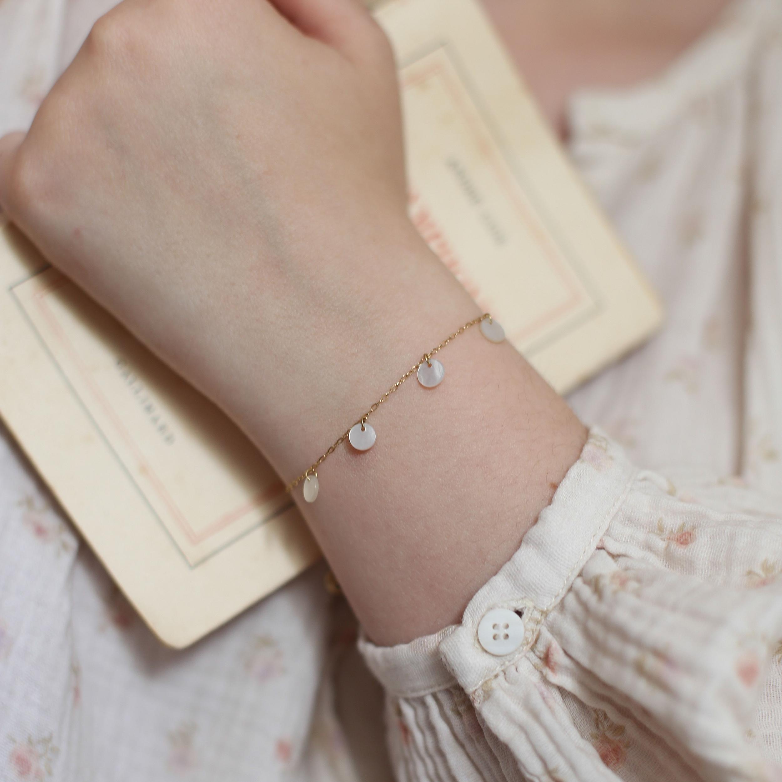 Bracelet Calypso - Doré