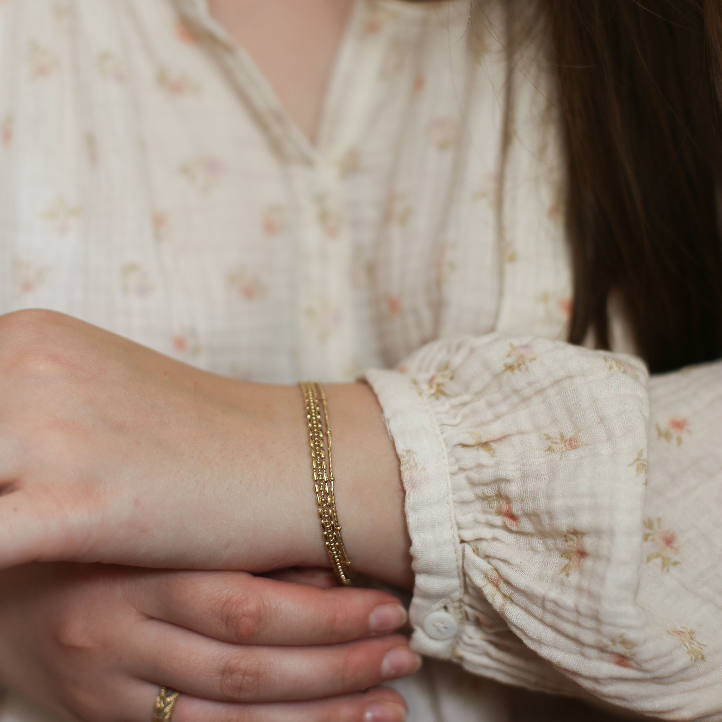 Bracelet Roxane - Doré