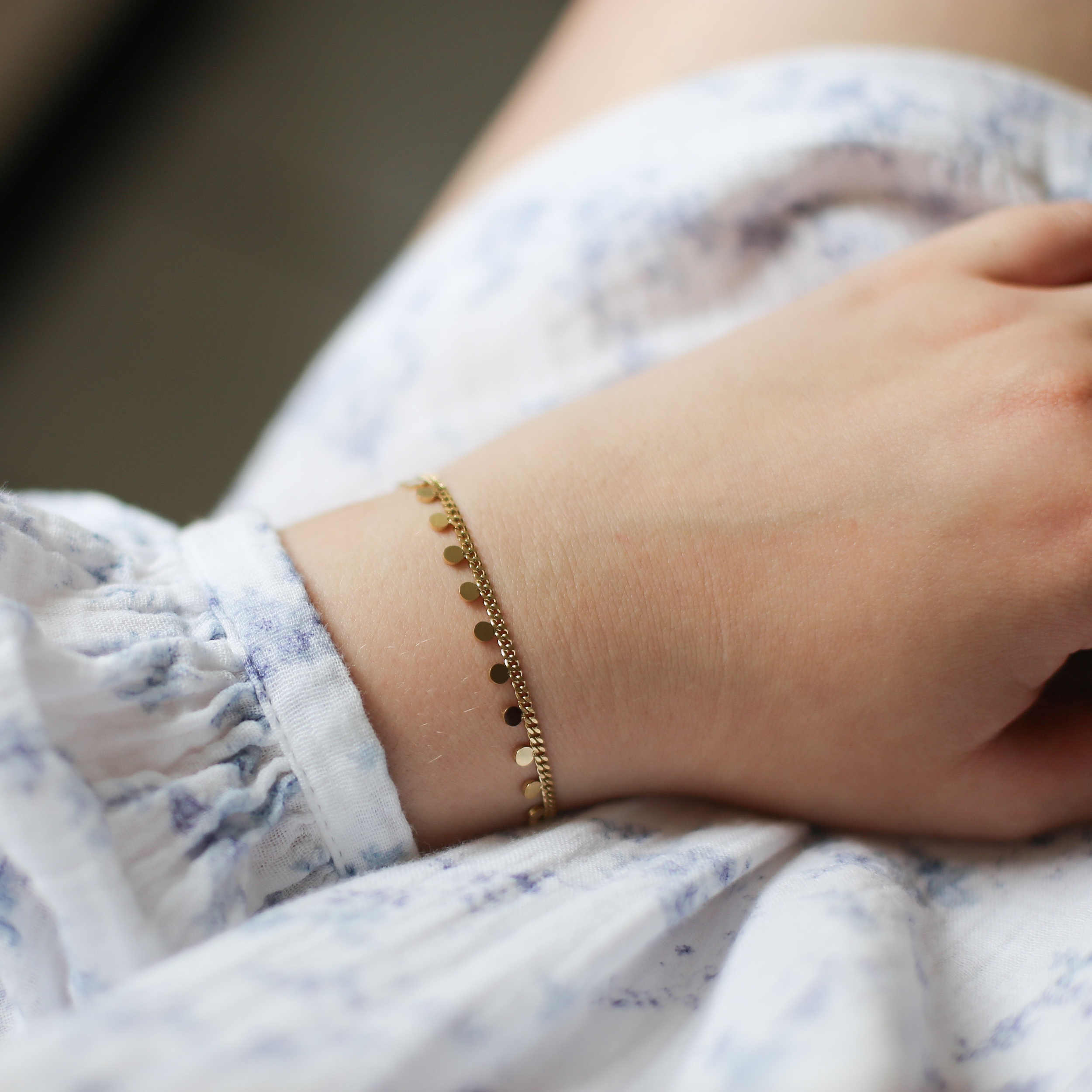 Bracelet Appoline - Doré