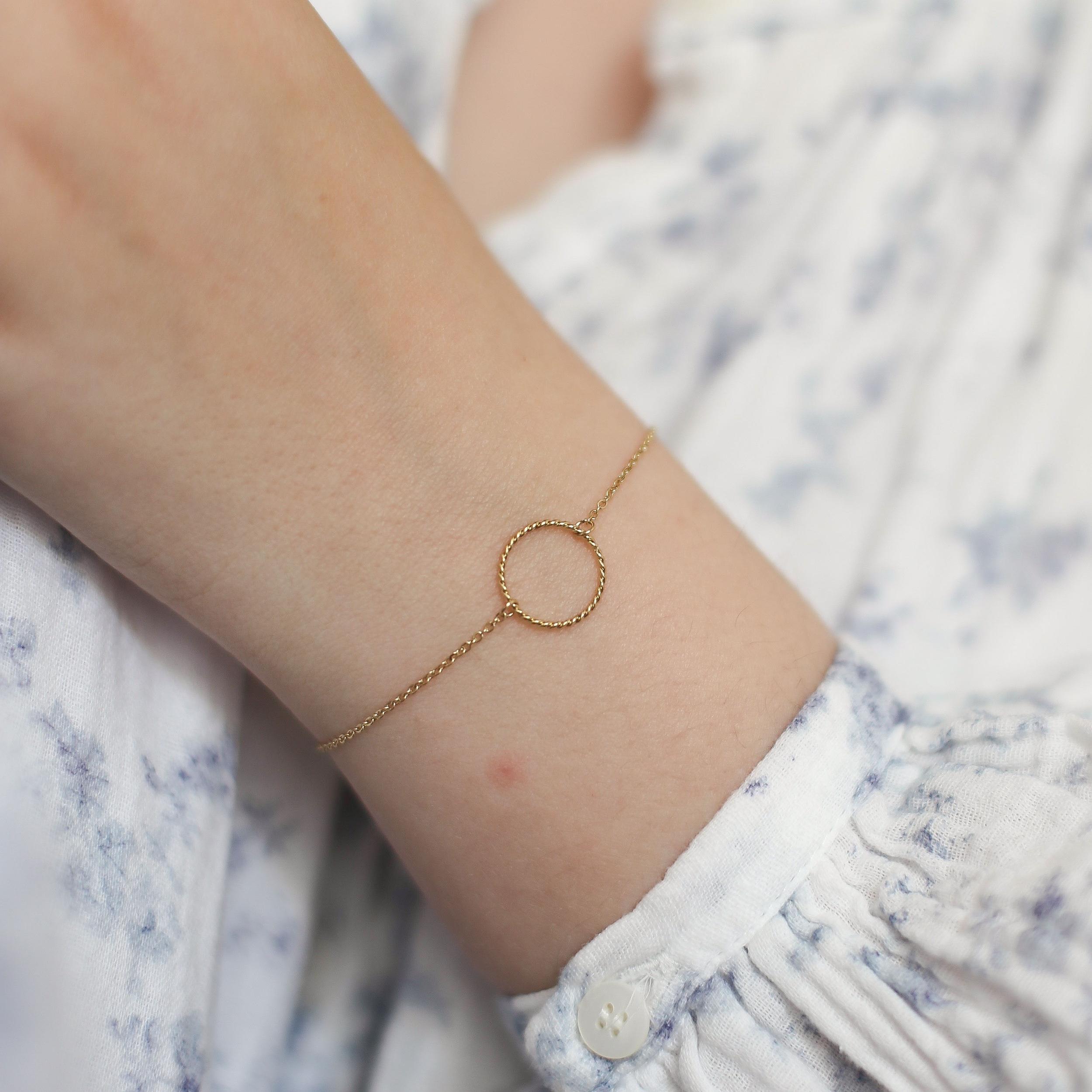 Bracelet Louise - Doré