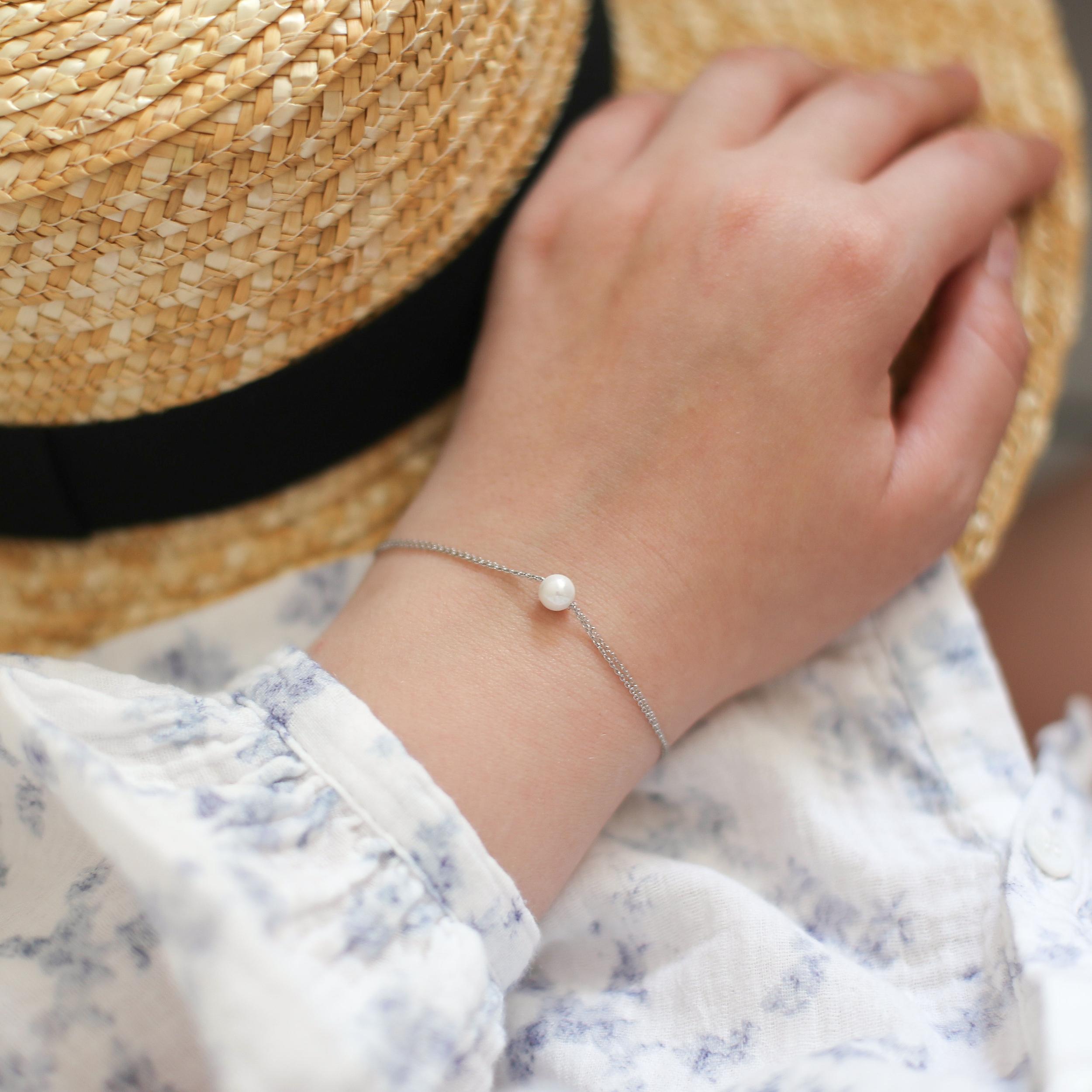 Bracelet Colombe - Argenté