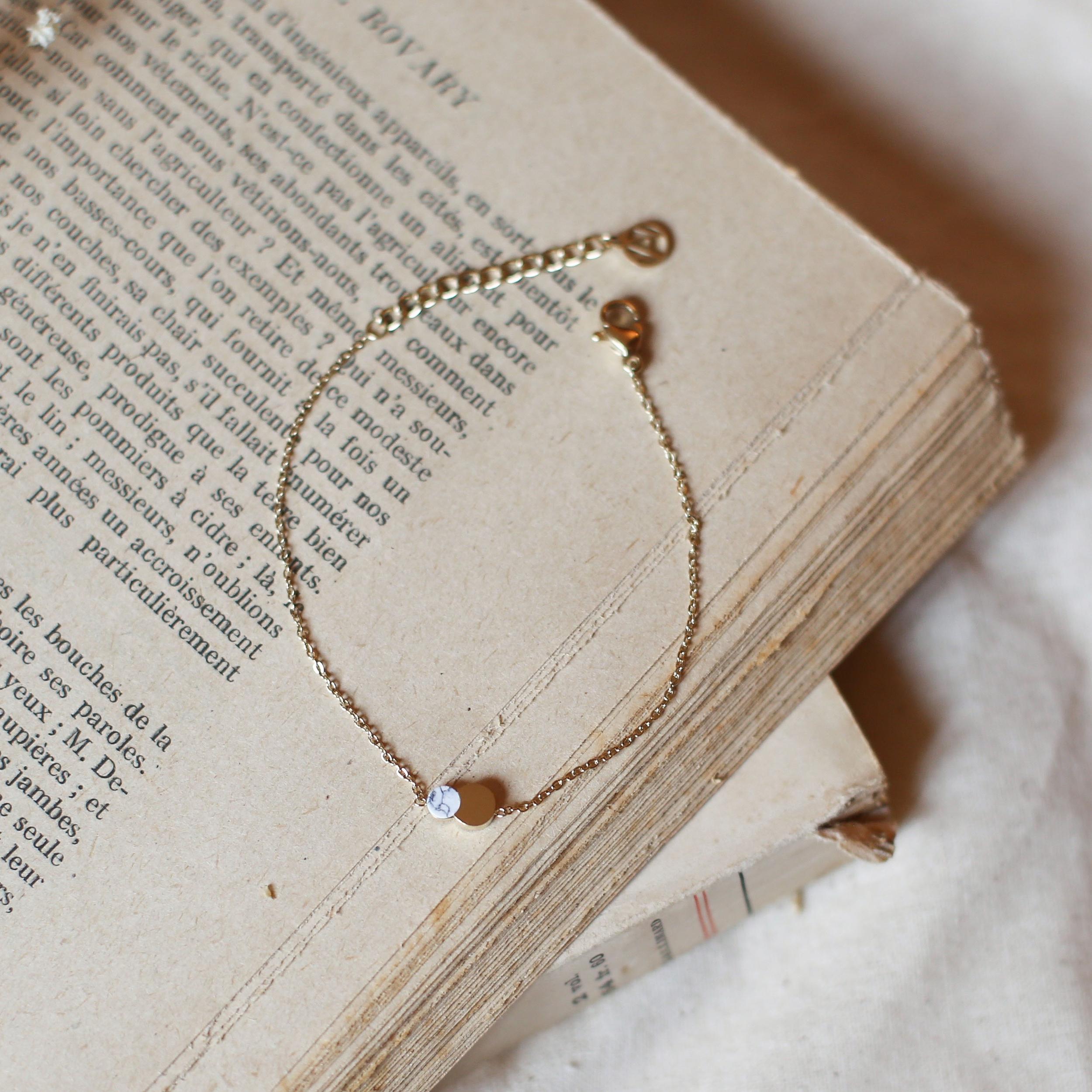 Bracelet Maia - Doré