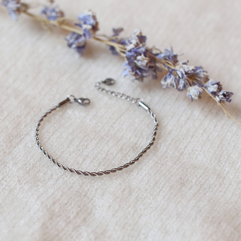 Bracelet Chloé - Argenté