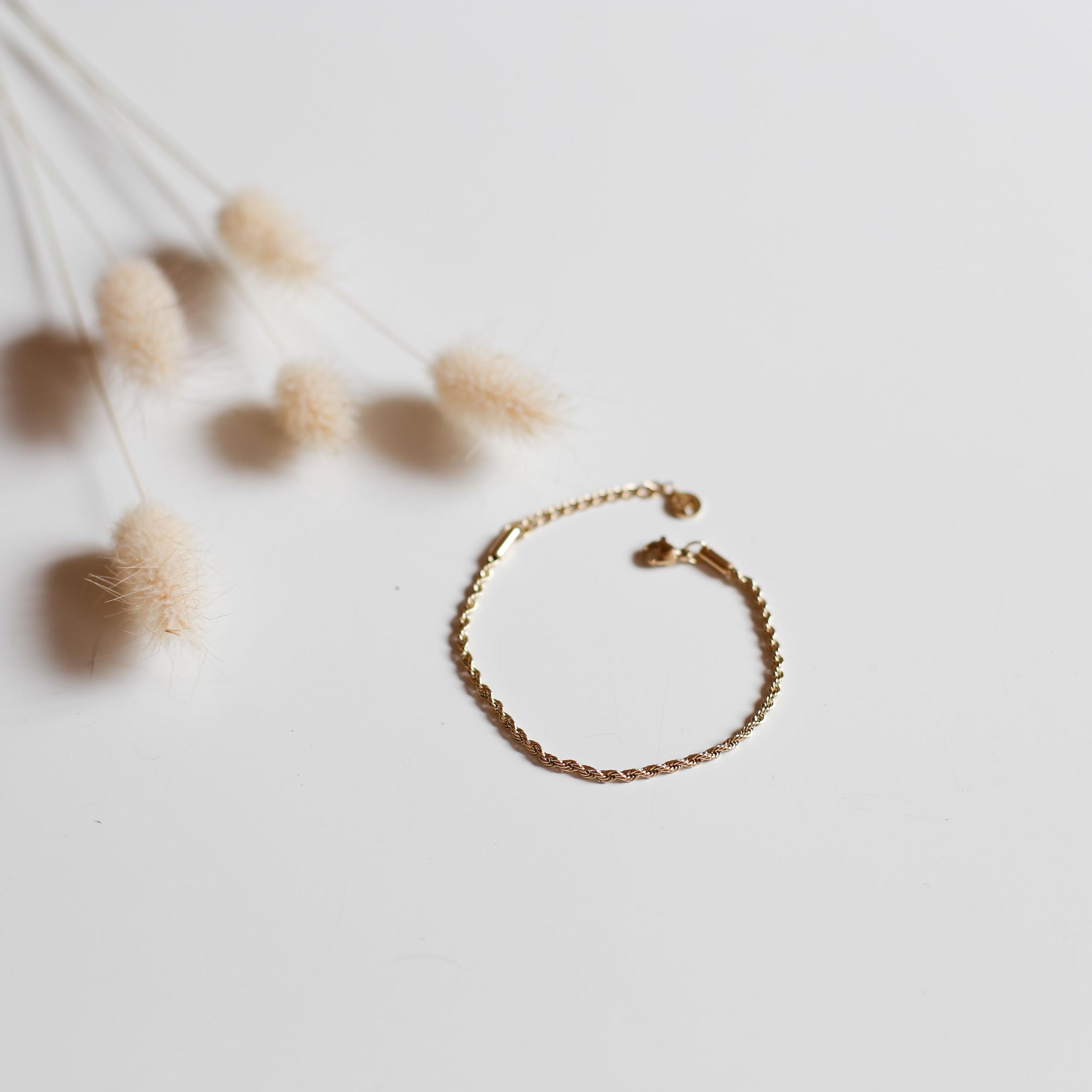 Bracelet Chloé - Doré