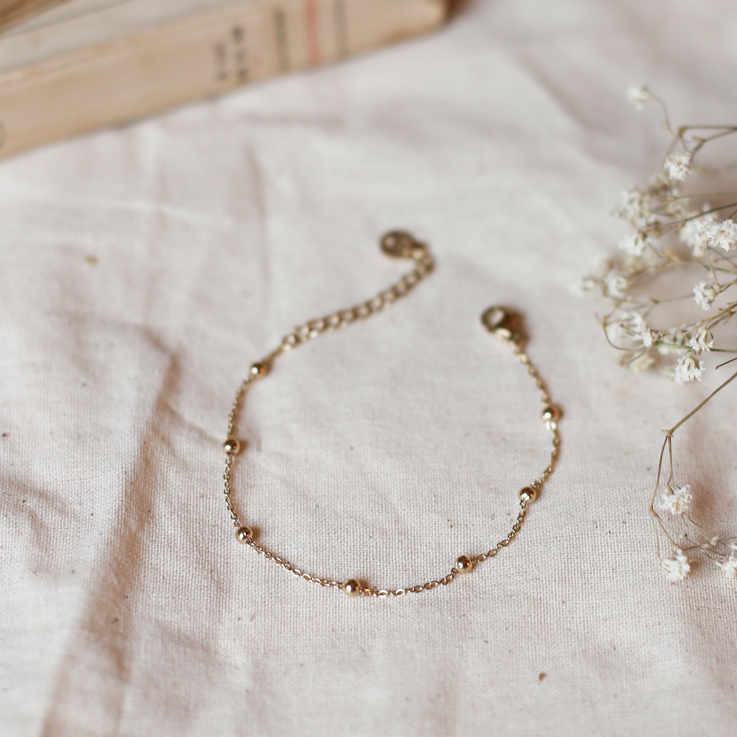 Bracelet Jane - Doré