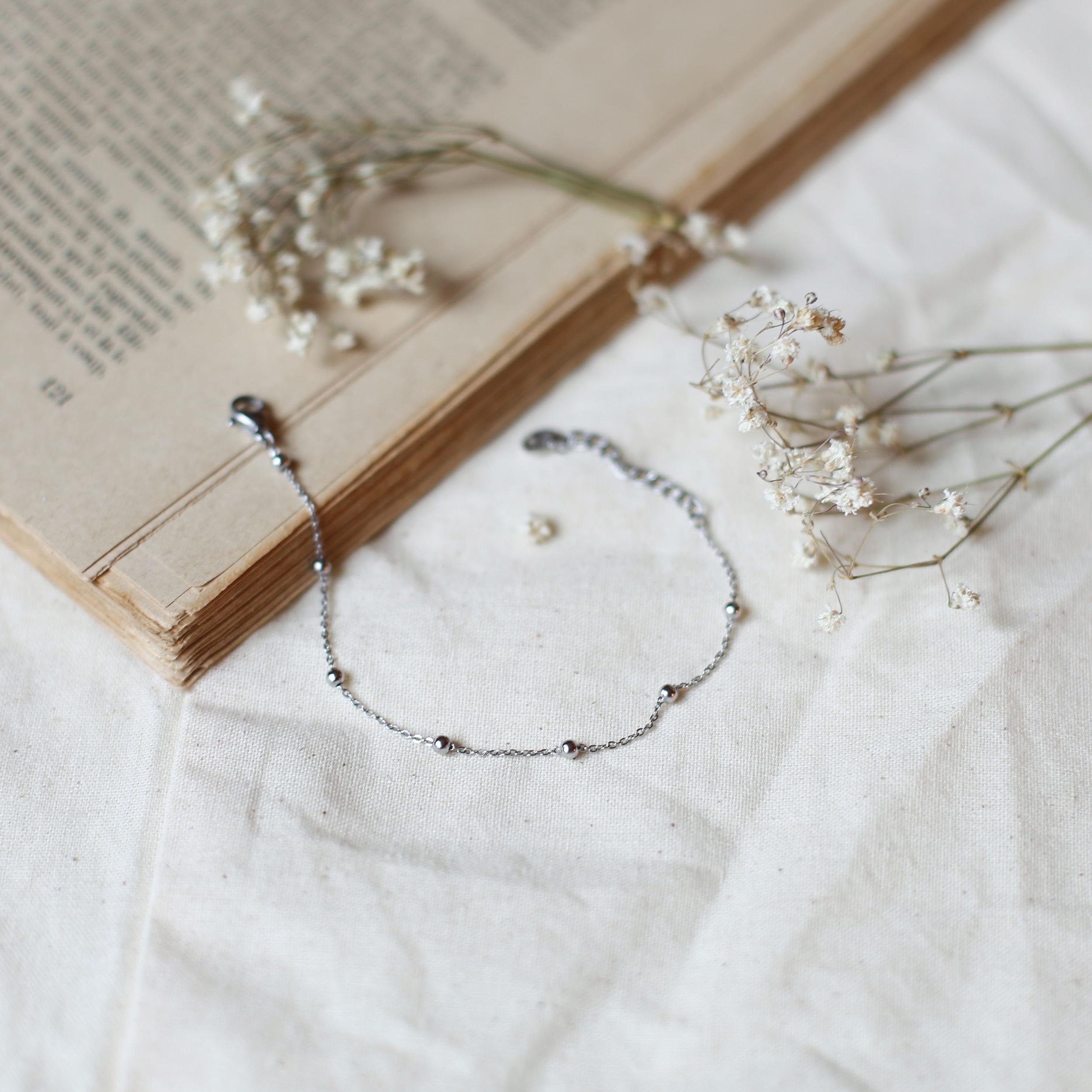 Bracelet Jane - Argenté