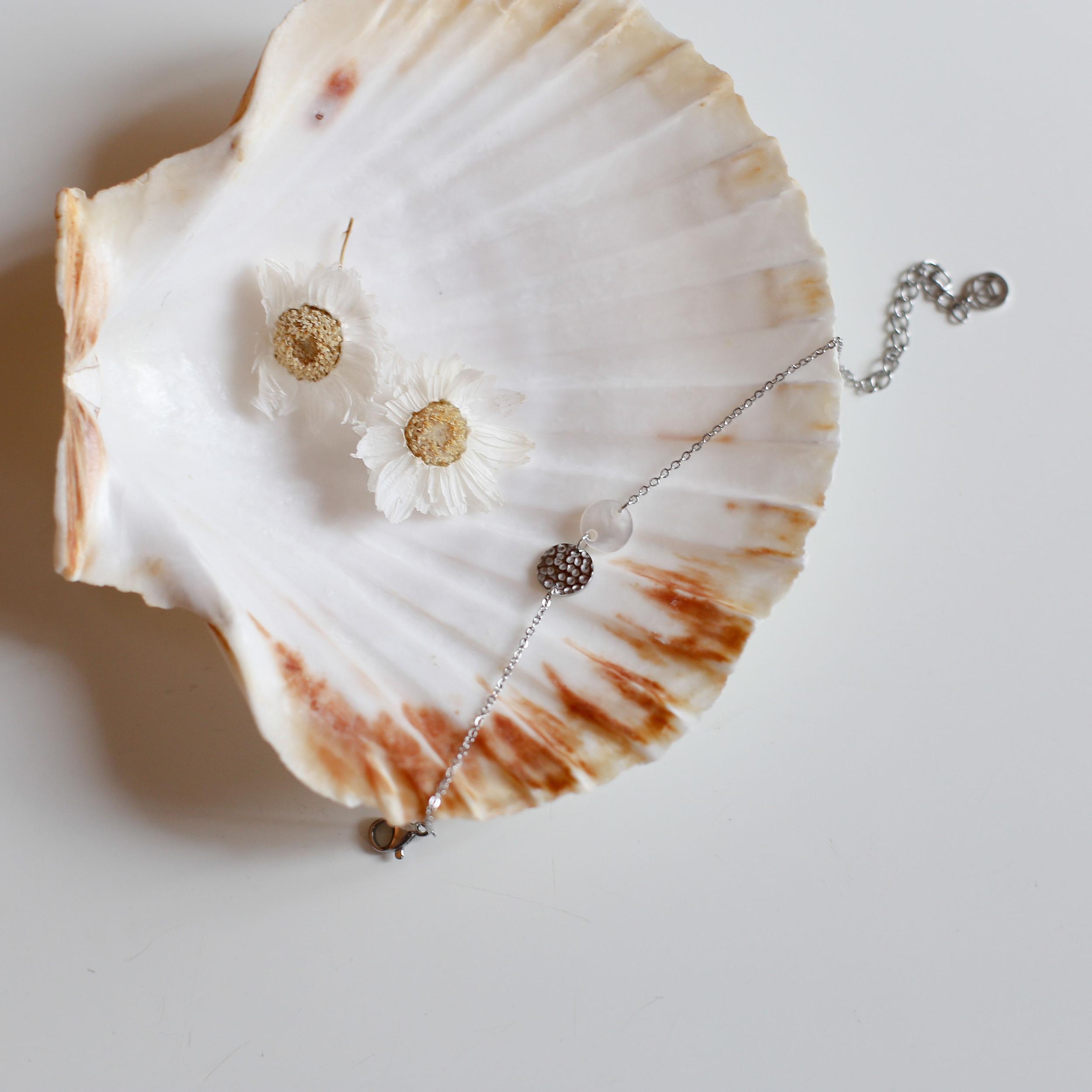 Bracelet Juliette - Argenté